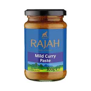 Curry-Paste mild RAJAH-0