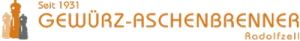 Gewürz Aschenbrenner - Gewürze die begeistern!